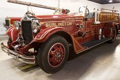 The Hall of Flame Fire Museum and the National Firefighting Hall of  Heroes, located in Phoenix, Arizona, has almost an acre of fire history exhibits, with over 90 fully restored pieces of fire apparatus on display, dating from 1725 to 1969. Most of the exhibits are American, but we also have pieces from England, France, Austria, Germany, and Japan.