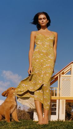 Boho Chic, Girl Interrupted, Kaia Gerber, Vogue Covers, Vogue Magazine, Boho Dress, High Fashion, Celebrity Style, Bodycon Dress