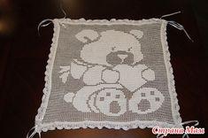 Crochet Cord, Filet Crochet, Easy Crochet, Crochet Hooks, Crochet Blanket Patterns, Baby Blanket Crochet, Crochet Baby Mobiles, Diy Crafts Crochet, Manta Crochet