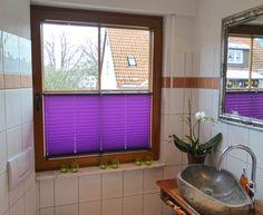 plissee #bad #fensterdeko #homedesign macht euer zuhause schöner, Hause ideen