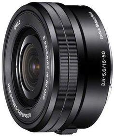 sony 16-50mm kit lens