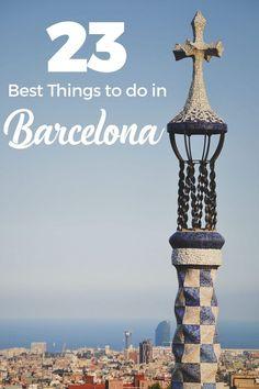 Huge selection on fun things to do in Barcelona https://hostelgeeks.com/23-fun-things-to-do-barcelona/ #thingstodoin #barcelona #whattodobarcelona #barcelonawhattodo #barcelonafunthings #funthingsbarcelona #traveleurope #oneweekbarcelona #barcelonaguide #barcelonaactivities