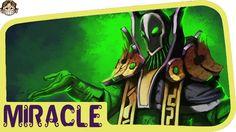 Dota 2 - Miracle Rubick - how to play rubick vol 4 - Ranked Gameplay Dota 2