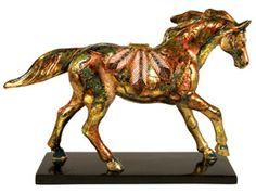Golden Feather Pony