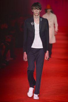 Gucci Men's Fashion Week Fall 2016 Shoes