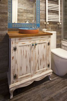 bathroom, interior, uniquedesign Bathroom Interior, Hope Chest, Storage Chest, Country, Furniture, Home Decor, Homemade Home Decor, Rural Area, Home Furnishings