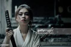 Resultado de imagem para samurai woman