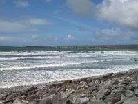 Find or contact Lahinch Beach in Lahinch, Co. Add Lahinch Beach location to your smart phone, Garmin or TomTom. Find other nearby Beaches Woodlands Picnic Areas. Picnic Area, Lifeguard, Atlantic Ocean, Sandy Beaches, Woodland, Golf Courses, Castle, Phone, Water