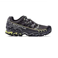 c93bdf2bb4d La Sportiva Men's Ultra Raptor GTX Trail Running Shoe, Grey/Green, 45 M EU