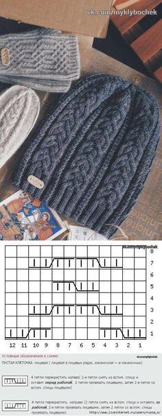 Crochet Lace Headband Pattern New Ideas Cable Knitting, Knitting Blogs, Knitting Designs, Knitting Stitches, Knitting Patterns, Knitting Hats, Knitting Sweaters, Shawl Patterns, Hat Patterns