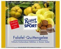 Falafel-Quittengelee