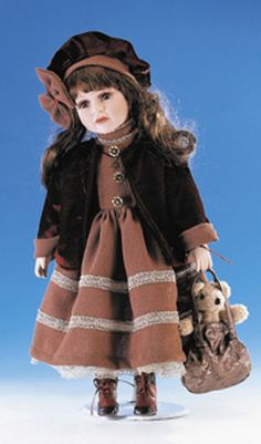 Jewish Porcelain Dolls Collection