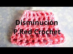 Disminuciones a crochet, técnicas para hacer sisa a crochet - YouTube