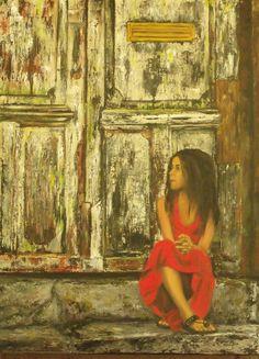 The Girl in Red by Steve Boykin