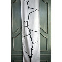 African Thorn Tree Table Runner