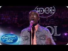 Burnell Taylor Performs Im Here - AMERICAN IDOL SEASON 12 - YouTube