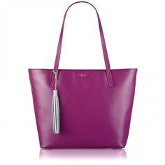 Radley London De Beauvoir Zip Top Tote Azalia Bag