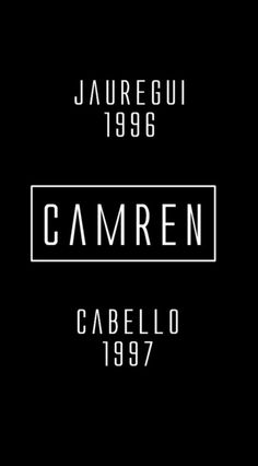 @writeonme // fifth harmony (camren)