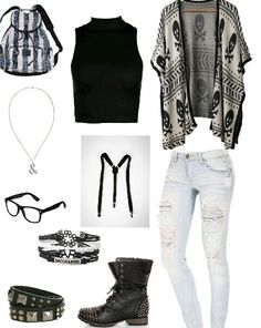 i need this outfit! perfect for the first day of school