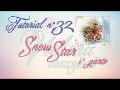 Chiacchierino ad Ago: TUTORIAL 32 – Snow Star 1° parte
