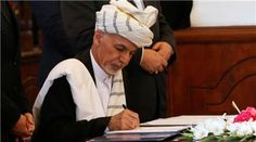 Afghanistan: Ghani, Hekmatyar sign peace deal