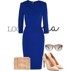 Awash with Mouret by injie-anis on Polyvore featuring Roland Mouret