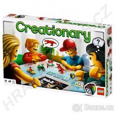 Lego creationary hra - Praha - východ, prodám