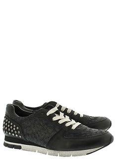 Paul Green sneakers 4221 black. love it.
