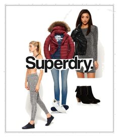 """Every day. Every occasion."" by julie-lg ❤ liked on Polyvore featuring Superdry and Fuji"