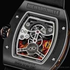 @timezonetweets sur Instagram: Eye see you  @RichardMilleOfficial RM26-02 Evil Eye case back #watchesandwonders