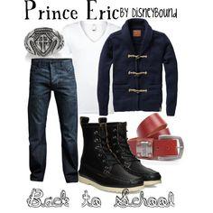 Dress Like a Disney Hero - Men: Prince Eric