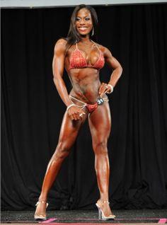 SC IFBB PRO Shannon Meteraud @ http://www.carolinabodybuilding.com ...