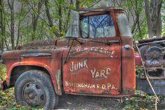 Junk Yard | Forsaken Fotos | Flickr