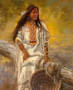 Image detail for -Buffalo Healing Woman Medicine Woman Shaman Seer Native American Prayers, Native American Spirituality, Native American Cherokee, Native American Wisdom, Native American Women, Native American History, American Indians, American Symbols, Native American Paintings