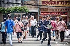 Walking through Yaowarad | Bangkok Chinatown