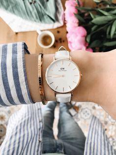 Daniel Wellington Bondi Source by Daniel Wellington Watch Women, Wear Watch, Dw Watch, Watches Photography, Luxury Watches, Women's Watches, Fashion Watches, Women's Earrings, Accessories