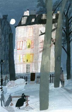 illustrations by Laura Carlin