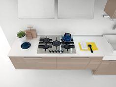 Idee per la cena? #cucine #lube