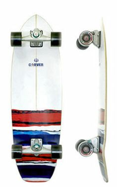 Carver Skateboards Resin USA. De venta en Herman Store