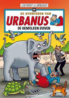 161 De gemolken duiven - Urbanus  http://www.wpg.be/standaard-uitgeverij/161-de-gemolken-duiven