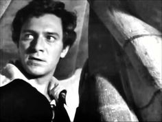 """Christopher Plummer - Hamlet """"To be or not to be"""" soliloquy - YouTube"""