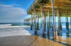 The Outer Banks - Kitty Hawk Pier