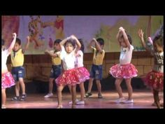 Zumba Kids, Action Songs, Flower Dance, Dance Games, Sciatica Exercises, Disney Mouse, Fun Games For Kids, Sports Day, Lets Dance