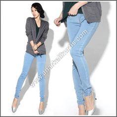 Jeans for Women - Jeans for Women Exporter, Manufacturer ...