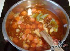 24 nejlepších zimních polévek, které vás zahřejí a zasytí! Sauerkraut, Chana Masala, Cheeseburger Chowder, Salsa, Curry, Beans, Soup, Mexican, Vegetables