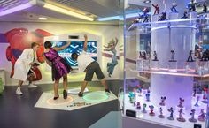 For the first time ever, cruisers are enjoying Disney Infinity gameplay on the high seas. The new Toy Box-themed space opened in Disney's Oceaneer Club aboard the Disney Dream last week, bringing characters and stories to life in a whole new way for children.