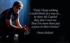 Peeta Mellark Hunger Games