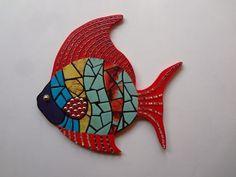 peces en mosaiquismo - Buscar con Google