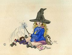 Little Luna by Kitty-Grimm.deviantart.com on @DeviantArt