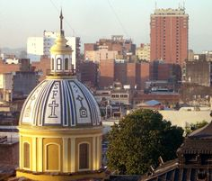 San Miguel de Tucuman, Argentina. This is another one of the country's largest cities.